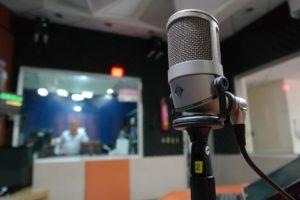 Speaker Radiofonico base